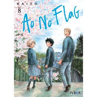 Ao no Flag #08 (spanish) Manga Oficial Ivrea