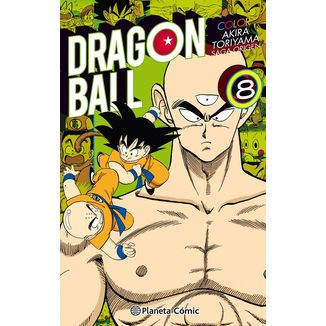 Dragon Ball Color: Origen  #08