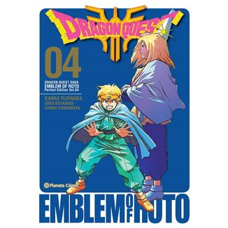 Dragon Quest Emblem of Roto #04 (spanish)