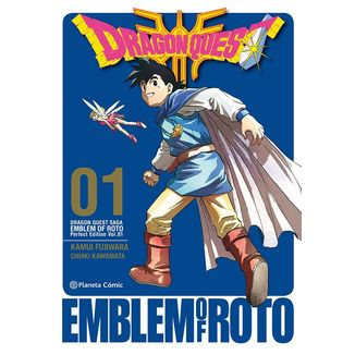 Dragon Quest Emblem of Roto #01 (spanish)
