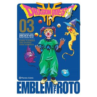 Dragon Quest Emblem of Roto #03