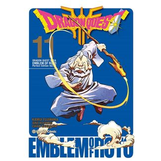 Dragon Quest Emblem of Roto #11 Manga Oficial Planeta Comic