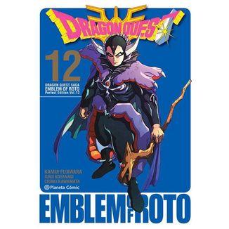 Dragon Quest Emblem of Roto #12 Manga Oficial Planeta Comic (spanish)