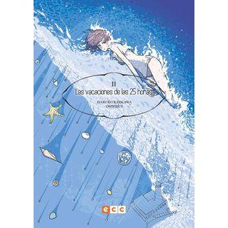 Haruko Ichikawa Omnibus #02 Las Vacaciones de las 25 horas  (Spanish)