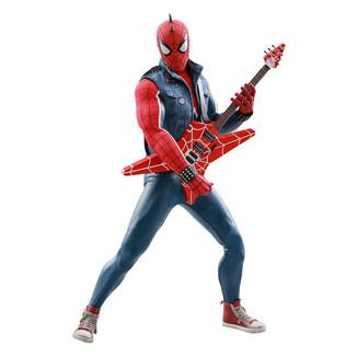 Spider-Punk Figure Marvel Spider-Man Video Game Masterpiece