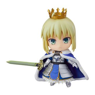Nendoroid 600B Saber/Altria Pendragon True Name Revealed version Fate/Grand Order