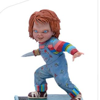 Chucky Statue Child s Play 2 Art Scale