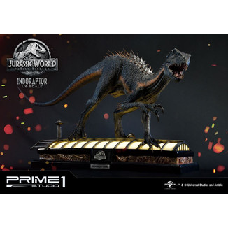 Estatua Indoraptor Jurassic World Fallen Kingdom