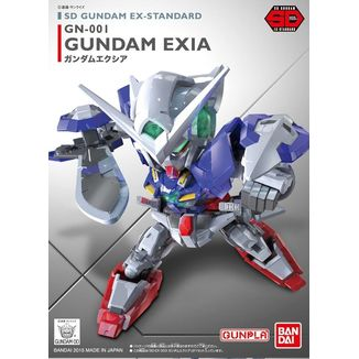Model Kit Gundam Exia SD EX STD 003