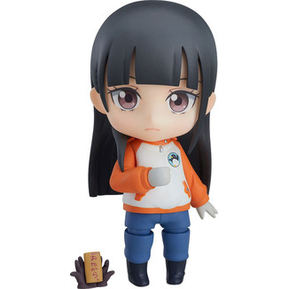 Nendoroid 1006 Shirase Kobuchizawa A Place Further Than the Universe