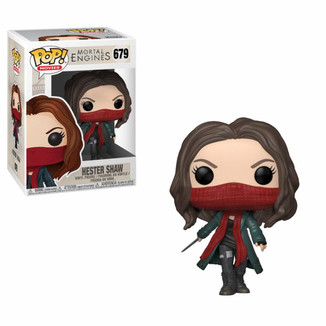 Hester Shaw Mortal Engines Funko POP!