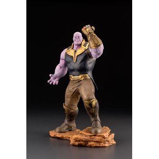 Thanos Avengers Infinity War Figure ARTFX+