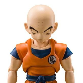 Krillin Earth s Strongest Man SH Figuarts Dragon Ball Z