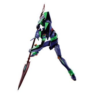 Test Type-01 Spear of Cassius Renewal Color Ed Figure Evangelion DYNACTION