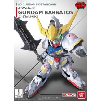 Model Kit Gundam Barbatos ASW-G-08