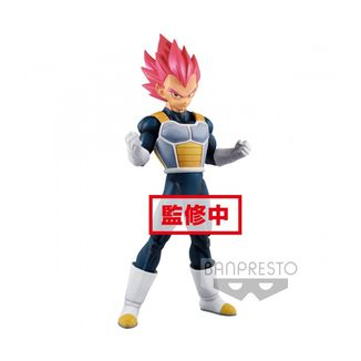 Figura Vegeta SSG Dragon Ball Super The Movie Chokoku Buyuden