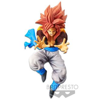 Figura Gogeta SS4 Big Bang Kamehameha Attack Dragon Ball GT
