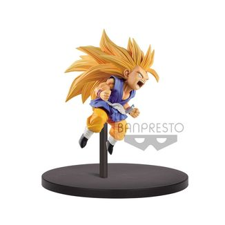 Goku SS3 Sign Figure Dragon Ball GT FES
