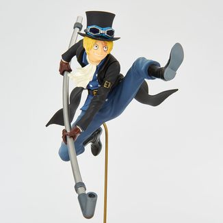 Sabo Figure One Piece BWFC 2018