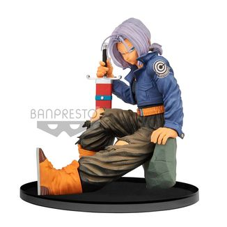 Figura Future Trunks Normal Color Dragon Ball Z World Figure Colosseum 2018
