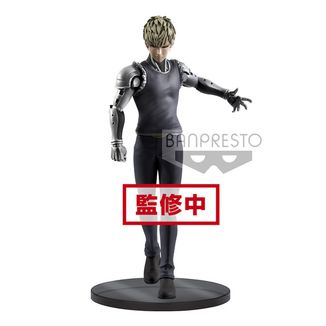 Genos Figura One Punch Man DXF