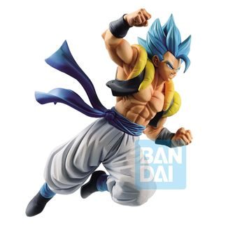 Figura Gogeta SSG Dragon Ball Super Z-Battle