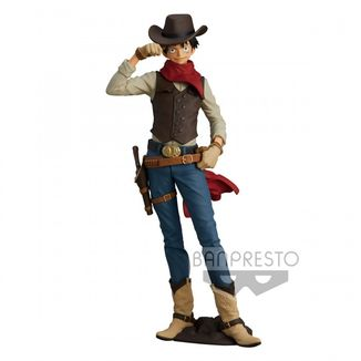 Figura Monkey D Luffy One Piece Treasure Cruise World Journey