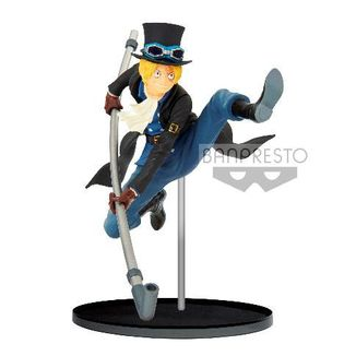 Sabo Normal Color Figure One Piece World Figure Colosseum 2018