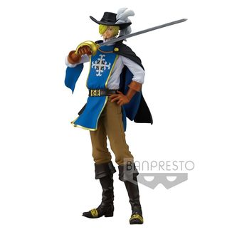 Figura Sanji One Piece Treasure Cruise World Journey