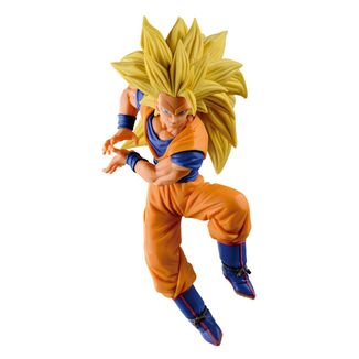 Son Goku SSJ3 Figure Dragon Ball Super BWFC