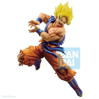 Figura Son Goku SSJ Dragon Ball Super Z-Battle