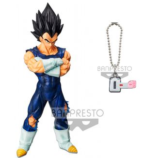 Figura Vegeta Dragon Ball Z Grandista Nero