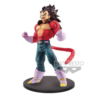 Vegeta SS4 Metallic Hair Color Figure Dragon Ball GT Blood of Saiyans