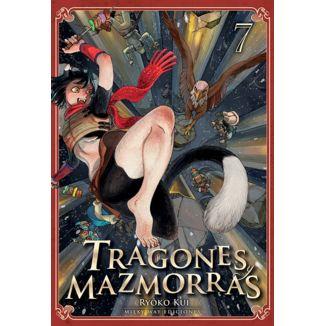 Tragones y Mazmorras #07 (Spanish) Manga Oficial Milky Way Ediciones