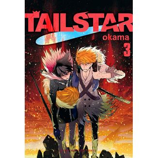 Tail Star #03 Manga Oficial Milky Way Ediciones