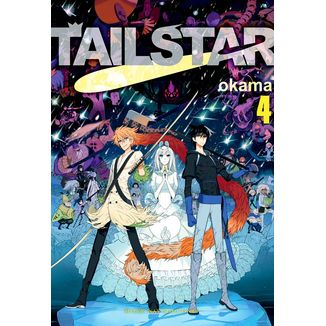 Tail Star #04 Manga Oficial Milky Way Ediciones