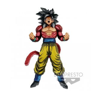 Goku SS4 Figure Dragon Ball GT Manga Dimensions Super Master Stars Piece