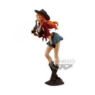 Nami Figure One Piece Treasure Cruise World Journey