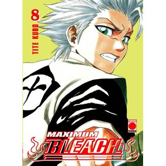 Maximum Bleach #08 Manga Oficial Panini Cómic(Spanish)