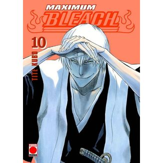 Maximum Bleach #10 Manga Oficial Panini Cómic (Spanish)
