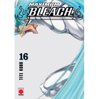 Maximum Bleach #16 Manga Oficial Panini Cómic
