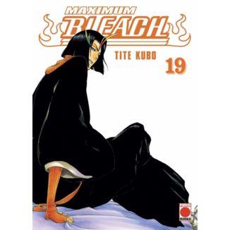 Maximum Bleach #19 Manga Oficial Panini Cómic