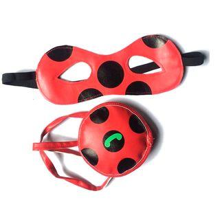 Set Miraculous Ladybug - Antifaz y Yo-Yo Magico