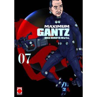 Maximum Gantz #07 Manga Oficial Panini Manga