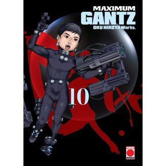Maximum Gantz #10 Manga Oficial Panini Manga