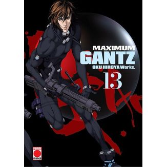 Maximum Gantz #13 Manga Oficial Panini Manga (Spanish)