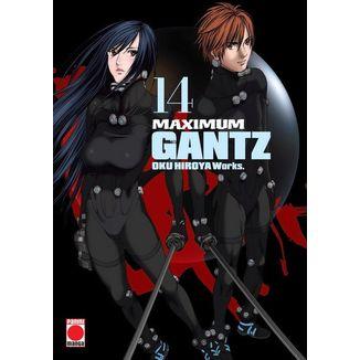 Maximum Gantz #14 Manga Oficial Panini Manga