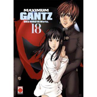 Maximum Gantz #18 Manga Oficial Panini Manga