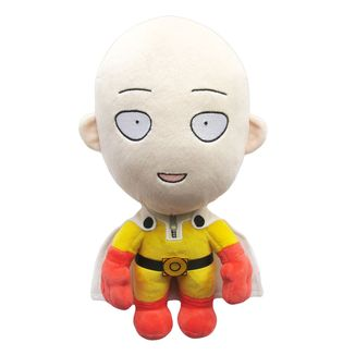 Plush Doll Saitama Happy One Punch Man