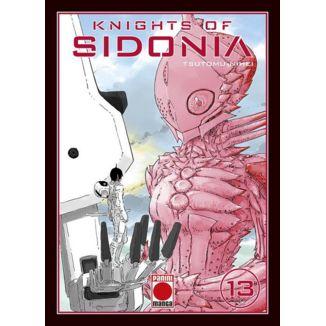Knights of Sidonia #13 Manga Oficial Panini Manga (Spanish)